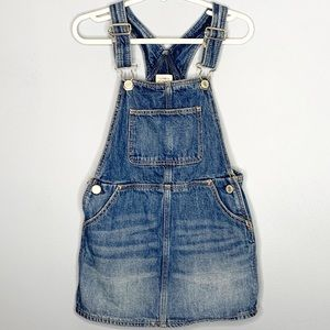 Baby Gap Denim Overall dress